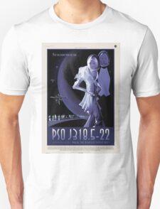 Rogue Planet - NASA Travel Poster Unisex T-Shirt