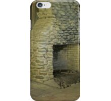 Stoned Fireplace iPhone Case/Skin