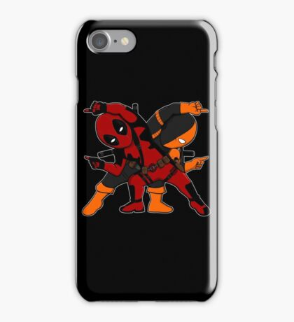 MERCFUSION iPhone Case/Skin