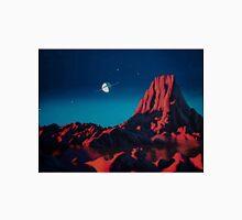 Space art landscape: Loneliness Unisex T-Shirt