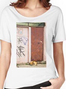 The Dog's Door Women's Relaxed Fit T-Shirt