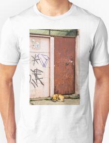 The Dog's Door Unisex T-Shirt