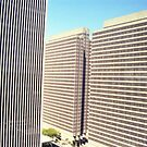 Embarcadero Center by John Schneider