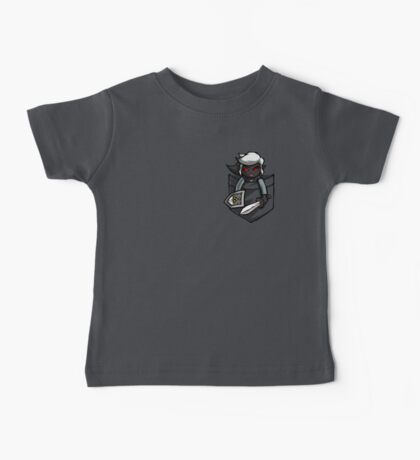 Pocket Link  Baby Tee
