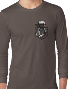 Pocket Link  Long Sleeve T-Shirt