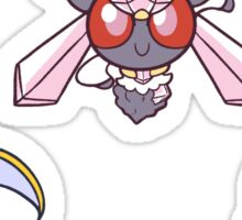 Pokepuff Girls - Single Stickers Sticker