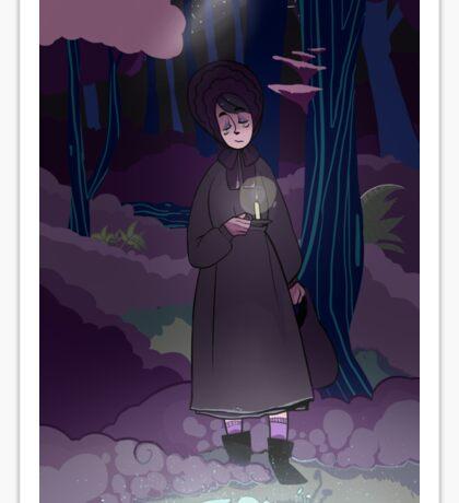 Wander Witch Sticker