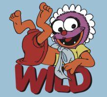 Muppet Babies - Baby Animal - Wild Kids Tee
