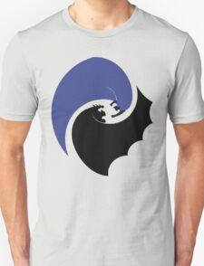 Black vs Blue Unisex T-Shirt