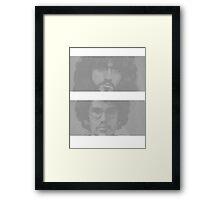 Cedric & Omar Framed Print