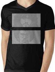 Cedric & Omar Mens V-Neck T-Shirt