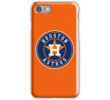 HOUSTON ASTROS SIMPLE LOGO iPhone Case/Skin