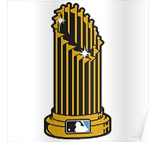 MLB UNOFFICIAL TROPHY Poster