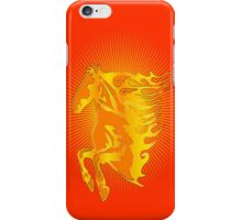 Horse Fire iPhone Case/Skin