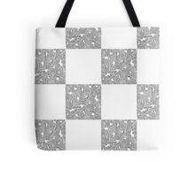 Chess Board Tote Bag