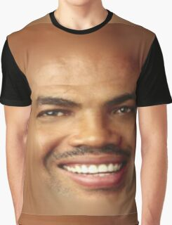 Charles Barkley Graphic T-Shirt