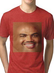 Charles Barkley Tri-blend T-Shirt