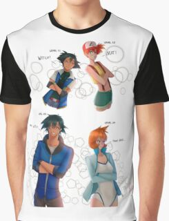 Pokeshipping Graphic T-Shirt