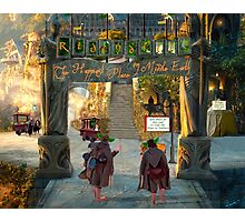 Rivendell- Happiest Place on Middle Earth Photographic Print