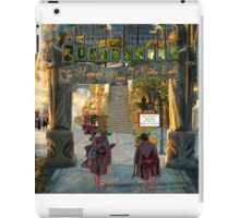 Rivendell- Happiest Place on Middle Earth iPad Case/Skin