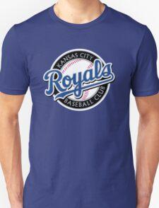 KANSAS CITY ROYALS LOGO Unisex T-Shirt