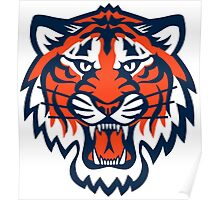 THE DETROIT TIGERS Poster