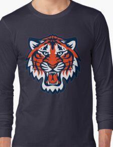 THE DETROIT TIGERS Long Sleeve T-Shirt
