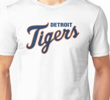 DETROIT TIGERS ALL THE TIME Unisex T-Shirt