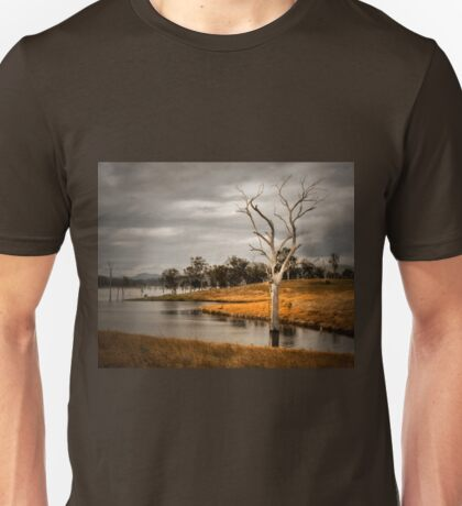 Solitary Tree Unisex T-Shirt
