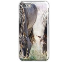 Grazing on Light and Freedom iPhone Case/Skin