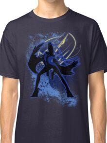 Super Smash Bros. Blue Bayonetta (Original) Silhouette Classic T-Shirt