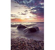 Long Exposure | St Kilda Playground Photographic Print