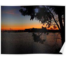Hidden Sunset Poster