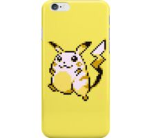 Pokemon 025 Pikachu (Red&Blue Ver.) iPhone Case/Skin