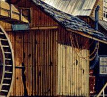 Old Mill Sticker