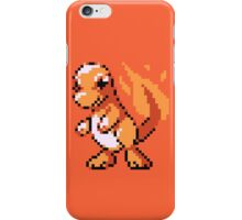 Pokemon 004 Charmander (Red&Blue Ver.) iPhone Case/Skin