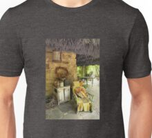 Old Chair, Lavendula Farm, Daylesford, Victoria  Unisex T-Shirt