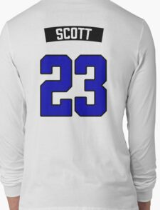Nathan Scott 23 Jersey Long Sleeve T-Shirt