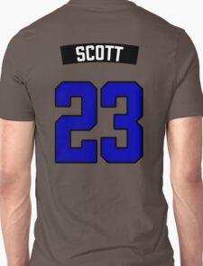 Nathan Scott 23 Jersey T-Shirt