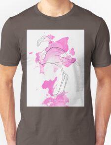 Get Tropical - Flamingo T-Shirt