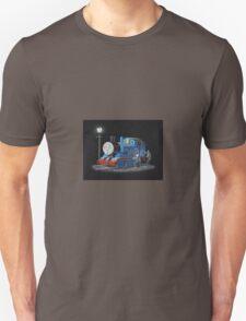 Thomas The Tank Engine - Banksy Artwork T-Shirt