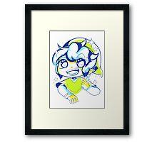 The Wind Waker~ Framed Print