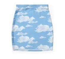Blue Skies Mini Skirt