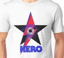 "David Bowie ""Hero"" Unisex T-Shirt"