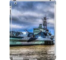 HMS Belfast iPad Case/Skin