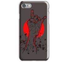 Dawn of the Death Metal iPhone Case/Skin