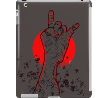 Dawn of the Death Metal iPad Case/Skin