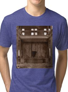 Decayed Theatre Stage Tri-blend T-Shirt