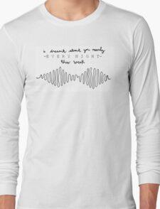 ♥ Arctic Monkeys ♥ Long Sleeve T-Shirt