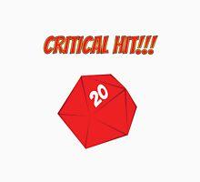 Critical Hit!!! Unisex T-Shirt